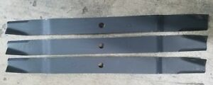 "Befco 84"" 000-6690 Finish Mower Blades, Set of Three (3)"