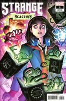 Strange Academy #1 Arthur Adams Character Variant Cover Marvel Comics 2020