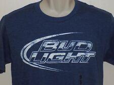 Mens  Budweiser Bud Light Beer Shirt Small S