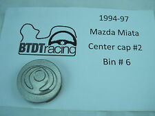 Mazda Miata center cap #2  1994-97