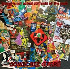 5 X 2000AD VALUE PACK (1970-CURRENT) RANDOM SELECTION 5 X MAGS, NO DUPS