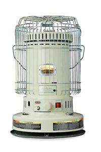 NEW Dyna-Glo WK95C8 23,800 BTU Indoor Kerosene Convection Heater White SEALED