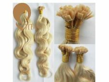 Classic Bonded Adult Wavy Hair Extensions
