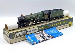 RARE Late Build (1991) Wrenn Railways W2247 GWR Clun Castle Mint Boxed Condition