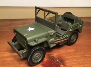 Gate US Army Willys Jeep WWII 1:32 Works With FOV