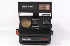 Polaroid Supercolor 670 AF instant camera for 600 film tested Ref.124161dlmntn