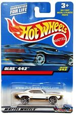 2000 Hot Wheels #242 Olds 442 0910 crd