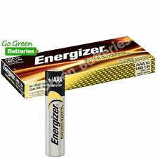 10 x Energizer AAA Industrial Alkaline Batteries 1.5V LR03, MN2400, MICRO MINI