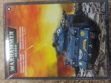 Warhammer 40K Space Marine Predator-Nuevo y Sellado