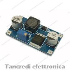 Convertitore regolabile DC-DC step up LM2577 Arduino alimentatore 5V 12V 2A