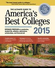The Ultimate Guide to America's Best Colleges 2015, Tanabe, Kelly, Tanabe, Gen,