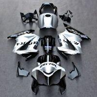 Fit for Honda VFR800 2002-2012 Injection ABS Fairing Bodywork Panel Kit Set New