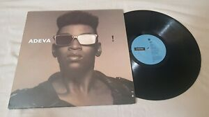 ADEVA ADEVA! UK VINYL LP ON COOLTEMPO RECORDS 1980S 1990S GARAGE HOUSE R&B POP