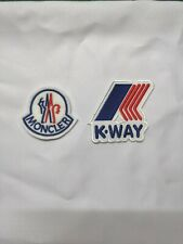 patch ecusson KWAY K-WAY K WAY