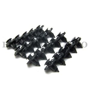 20x BLEXEN Plastic Clip Fastener for Nissan Dualis X-TRAIL QASHQAI Navara NP300