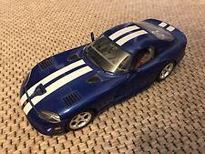Bburago Dodge Viper 1:18 exposición modelcar