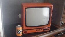 More details for cracking ferguson retro red tv working order