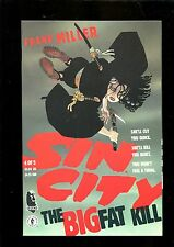 SIN CITY BIG FAT KILL 4 (9.8) FRANK MILLER DARK HORSE (b033)