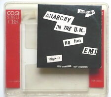 "Sex Pistols-Anarchy in the UK - 3-Track 3""-maxi-cd"