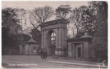 Wigan; Haigh Park Gates PPC, Silverette, 1906 PMK By Tuck