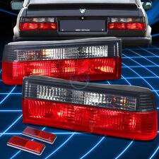 For BMW 83-91 E30 3-Series/M3 Smoked Full LED Rear 3rd Third Brake Tail Light
