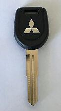 New Uncut Mitsubishi MIT17 ( A Chip , MIT3 ) Transponder Key USA Seller