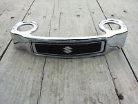 Gabelblende mit Emblem   Suzuki GN 125 NF41A