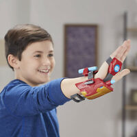 Nerf Iron Man Repulsor Blaster Toy Dart Gun Marvel Avengers Fun Toys For Kids