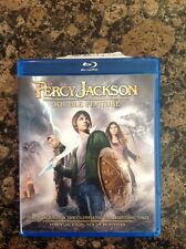 Percy Jackson  the Lightning Thief/Percy Jackson: Sea of Monsters (Blu-ray Disc)