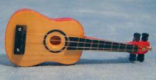 1:12 Scale Doll House Miniatures Nursery -Toy  Spanish Guitar