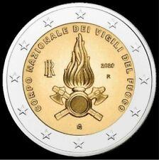 Italië 2020 - Brandweer - 2 euro CC - UNC