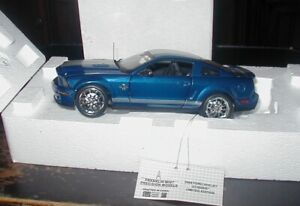 Franklin Mint 2008 Shelby Ford Mustang GT500KB LE 50