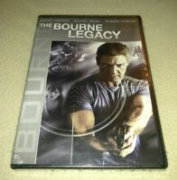 THE BOURNE LEGACY New Sealed DVD Jeremy Renner Rachel Weisz