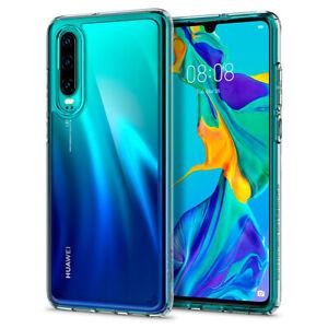 Huawei P30, P30 Pro, P30 Lite | Spigen®[Ultra Hybrid] Crystal Clear Slim Case