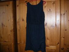 Navy comfy summer dress size 10