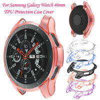 Ultra-thin TPU Protection Silicone Case Cover For Samsung Galaxy Watch 46mm NEW
