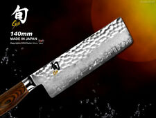 Shun Premier Damascus Nakiri 5.5 inch Vegetable Knife Cutlery Japanese Cookware