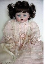 "MARIE OSMOND ""Baby Renee"" 22"" Porcelain Doll! NEW IN BOX!"