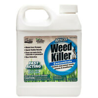 Avenger Weed Killer Concentrate (1 Quart) Organic Weed Grass Killer OMRI Listed