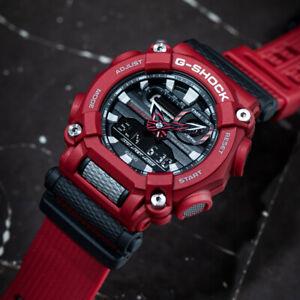 Casio Men Watch G-SHOCK GA-900-4AER Sport Chronometer Illuminator Purple Body