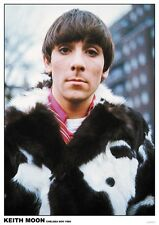 Keith Moon The Who 1966 repro Poster A1 Size 84.1cm x 59.4cm - 33 inch x 24 inch