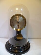 Vintage Poole Executive Model Early Battery Clock Ithaca NY Running