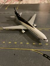 Gemini Jets 1:400 Scale UPS MD-11F With Stand