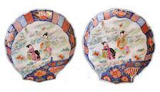assiettes Japon en paire époque XIXème