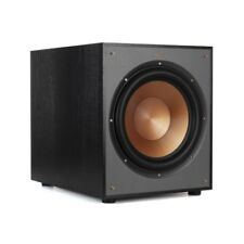 Klipsch R-120SW Subwoofer Ebony NEW