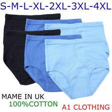 Unbranded Briefs Multipack Underwear for Men
