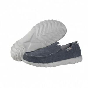 Hey Dude Shoes   Farty Oceano UK 7/8/9/10/11/12   100% GENUINE   Free Delivery