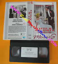 VHS film CERCO IL MIO AMORE Ginger Rogers Fred Astaire Sandrich (F136) no dvd