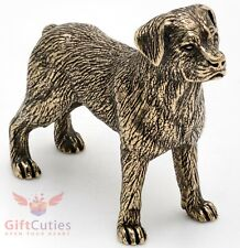Bronze Figurine of Rottweiler dog