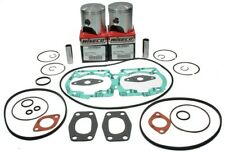 Ski-Doo MXZ 500, 1998-1999, Wiseco Std Pistons and Gasket Set - Engine Rebuild